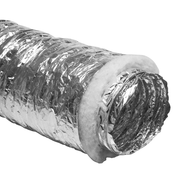 Insulated Wire Core Ducting - Just Hydroponics